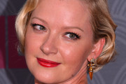 Gretchen Mol Gold Dangle Earrings