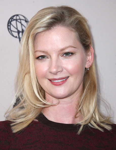 Gretchen Mol Medium Straight Cut