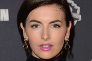 Actress Camilla Belle attends Gucci's presentation of The Restoration Premiere of