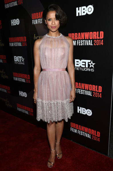 Gugu Mbatha-Raw Evening Sandals
