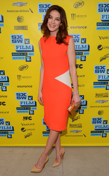 More Pics of Michelle Monaghan Pumps (1 of 11) - Michelle Monaghan Lookbook - StyleBistro