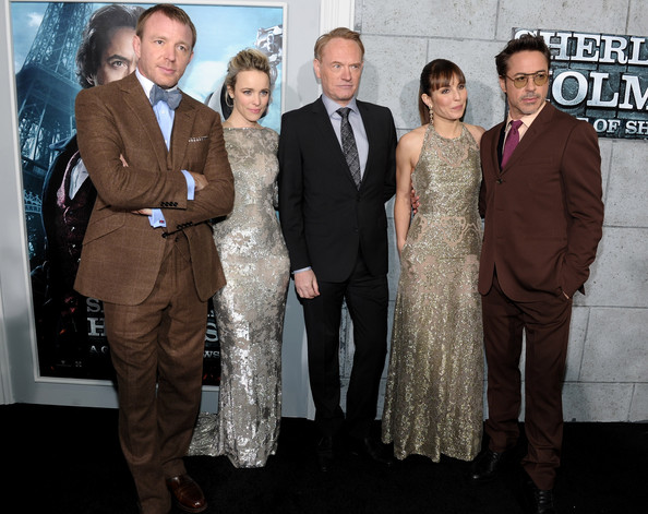 "Premiere Of Warner Bros. Pictures' ""Sherlock Holmes: A Game Of Shadows"" - Red Carpet"