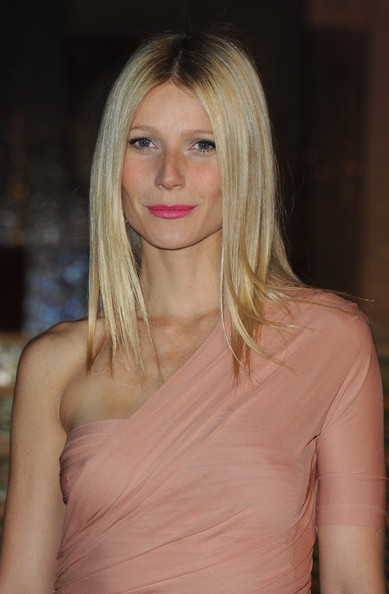 Actress Gwyneth Paltrow attends the Mamounia hotel inauguration on November
