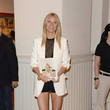 Gwyneth Paltrow's Black-and-White Look