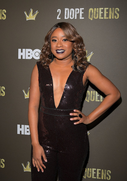 More Pics of Phoebe Robinson Jumpsuit (1 of 9) - Suits Lookbook - StyleBistro []