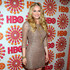 Leven Rambin Lookbook: Leven Rambin wearing Virgins, Saints and Angels Gold Chain (3 of 3). At the HBO Emmy Awards post award reception, Leven Rambin wore a cool gold medallion necklace with beading.