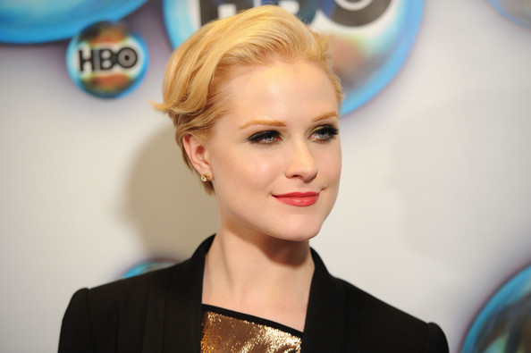 More Pics of Evan Rachel Wood Pantsuit (1 of 8) - Evan Rachel Wood Lookbook - StyleBistro