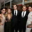 Austin Butler and Ashley Tisdale