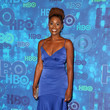 Issa Rae at HBO's Post Emmy Awards Reception