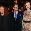 Grace Coddington and Karen Elson