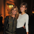 Patty Hansen and Karlie Kloss