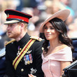 The First Trooping The Colour: Meghan