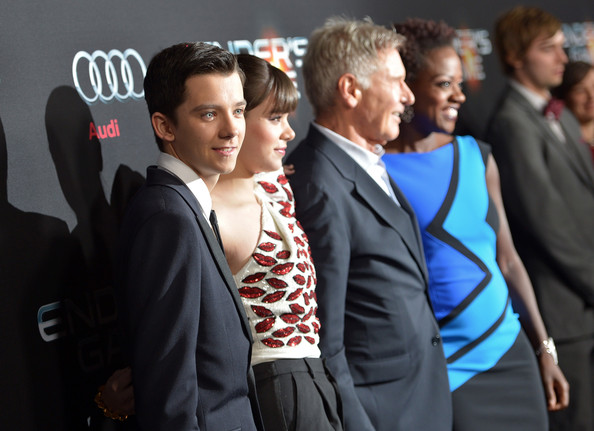 'Ender's Game' Premieres in Hollywood — Part 2