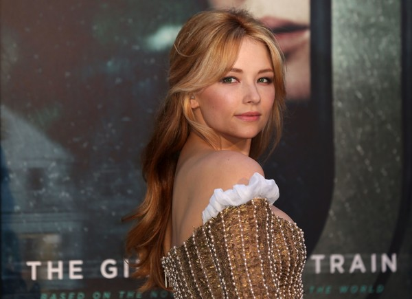 Haley Bennett Half Up Half Down