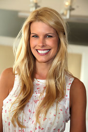 Beth Stern showed off her gorgeous blonde locks while at the Summer Kick Off soiree in the Hamptons.
