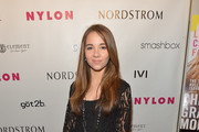 Haley Pullos Little Black Dress