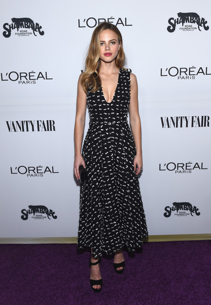 Halston Sage Cocktail Dress
