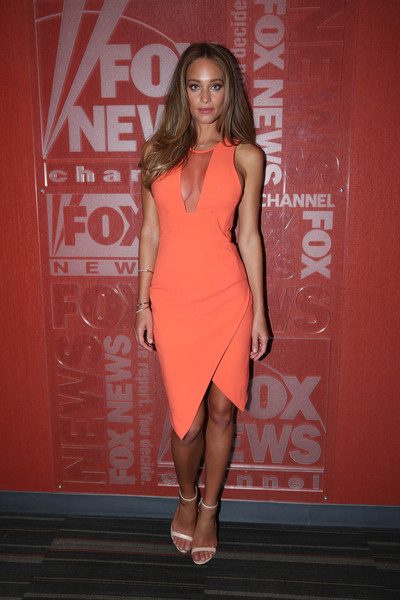 Hannah Jeter Cutout Dress