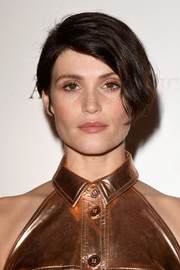 Gemma Arterton looked cute with her short bob at the Harper's Bazaar Women of the Year Awards.