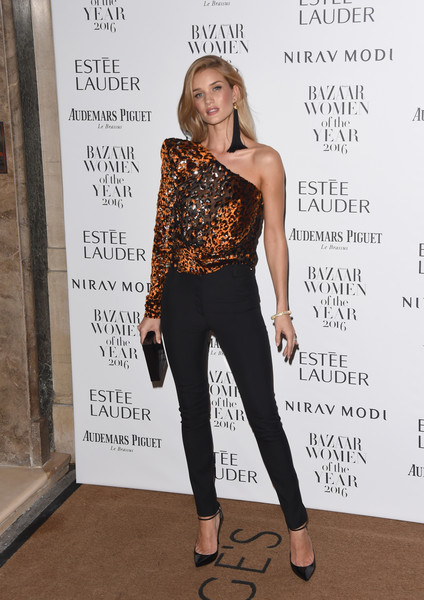 Look of the Day: November 2nd, Rosie Huntington-Whiteley