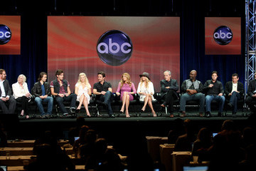 Hayden Panettiere Connie Britton 2012 Summer TCA Tour - Day 7