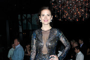 Hayley Atwell Beaded Dress