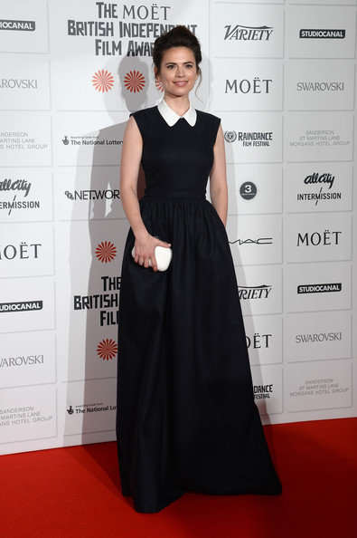 Hayley Atwell Evening Dress