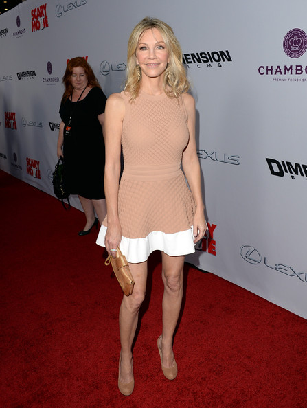 Heather Locklear Cocktail Dress