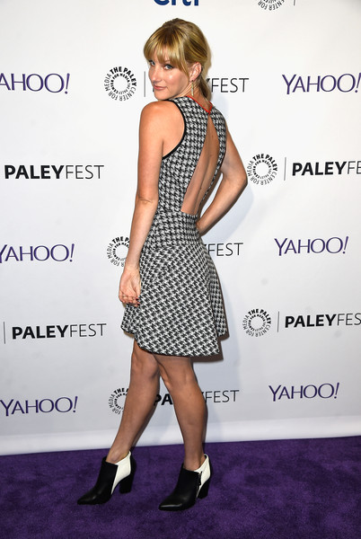 Heather Morris Print Dress