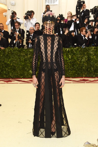 Cara Delevingne In Christian Dior Couture