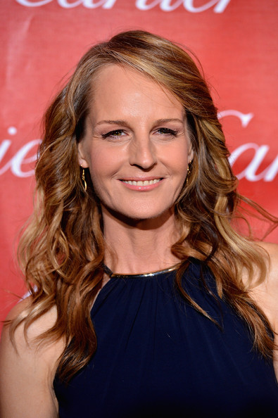 Helen Hunt Long Curls