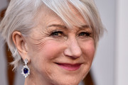 Helen Mirren Gemstone Statement Necklace