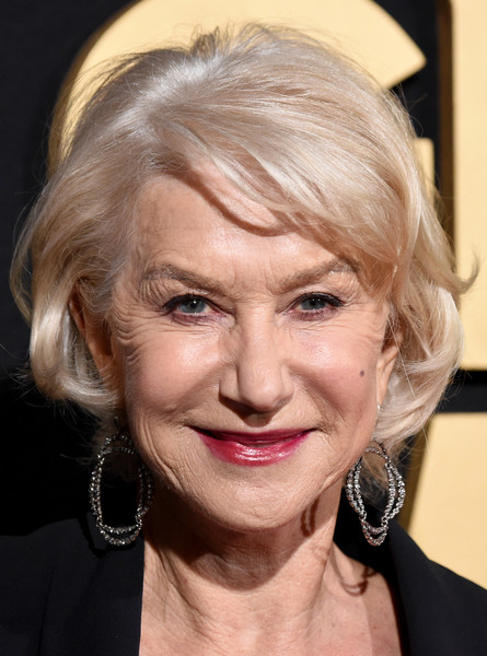 Helen Mirren Bob [hair,face,eyebrow,skin,blond,human hair color,chin,hairstyle,beauty,forehead,arrivals,helen mirren,the great wall,california,hollywood,universal pictures,tcl chinese theatre imax,premiere,premiere]