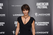 Helena Christensen Wrap Dress