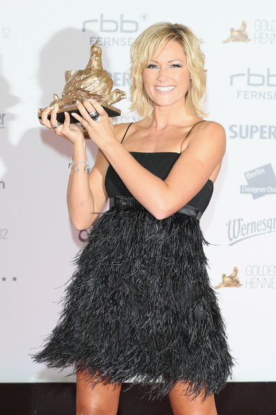 Helene Fischer Little Black Dress