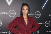 Draya Michele Tuxedo Dress
