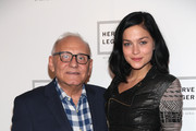 Max Azria and Leigh Lezark Photo