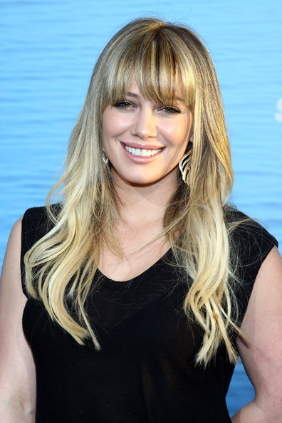 hilary duff hairstyles 2011. Hilary Duff Hair