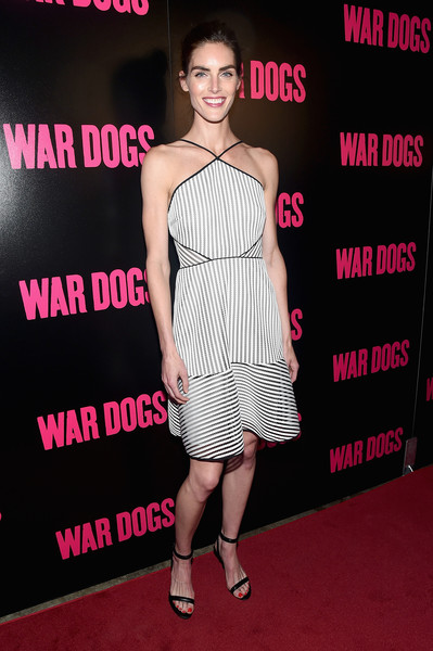 Hilary Rhoda Halter Dress
