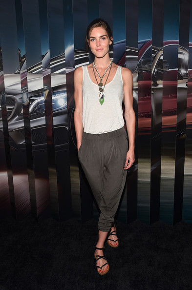 Hilary Rhoda Harem Pants