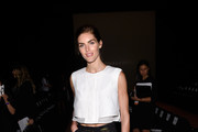 Hilary Rhoda Print Pants