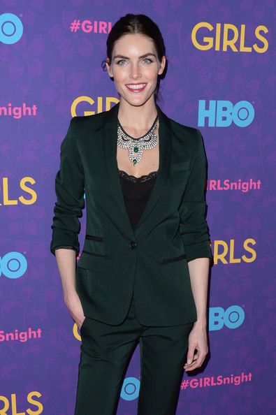 Hilary Rhoda Diamond Statement Necklace