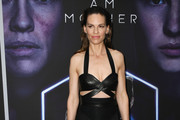 Hilary Swank Halter Top