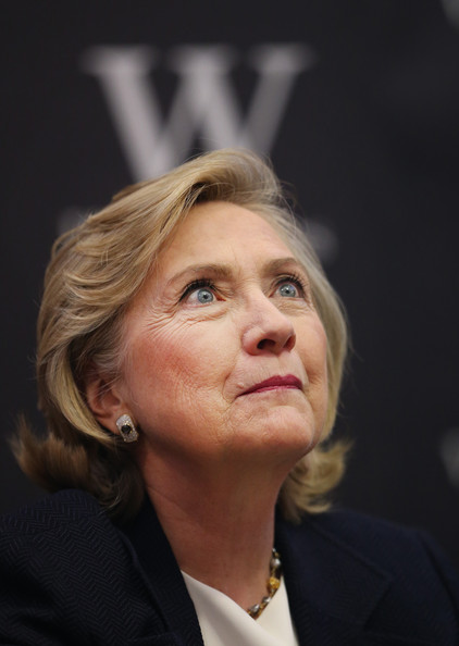Hillary Clinton Bob [book,face,head,chin,official,businessperson,portrait,spokesperson,hillary clinton,customer,copies,numbers,us,bookshop,waterstones,london,hillary clinton book signing]