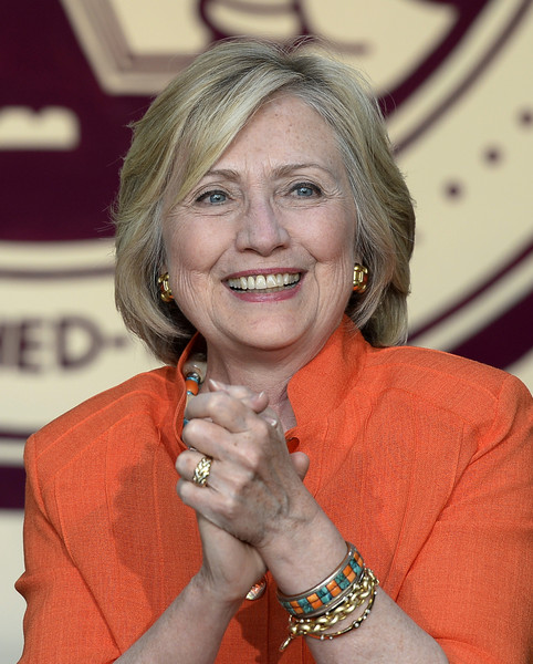 Hillary Clinton Bob [chin,wrinkle,smile,fashion accessory,gesture,hillary clinton,home care providers,hillary clinton discusses long-term care,need,care,la union,democratic,service employees international union,event,event]