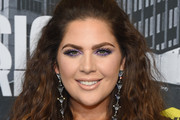 Hillary Scott Half Up Half Down