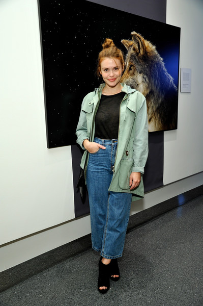 Holland Roden Utility Jacket [ark opens at annenberg space for photography,photo,jeans,denim,fashion,textile,event,fun,art exhibition,fur,outerwear,fashion design,holland roden,annenberg space for photography,california,century city,national geographic]