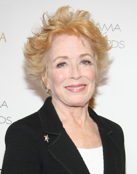 Holland Taylor Messy Cut [hair,face,hairstyle,blond,eyebrow,chin,smile,lip,long hair,white-collar worker,arrivals,holland taylor,drama desk awards,drama desk awards,hammerstein ballroom,new york city]