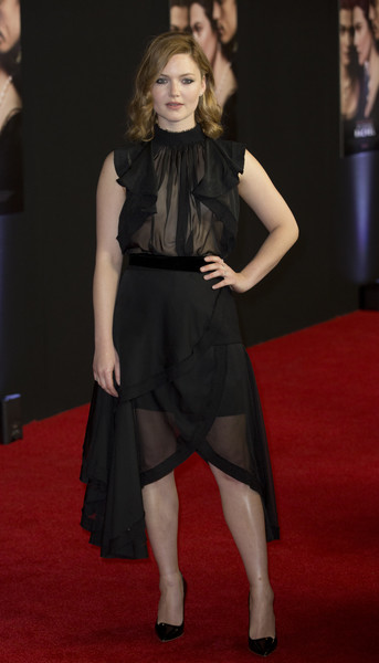 Holliday Grainger Little Black Dress