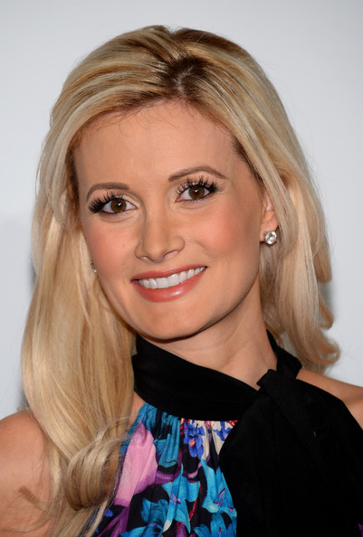 Holly Madison Long Straight Cut